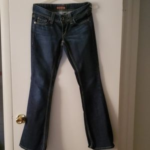 Arden B Dark washed jeans
